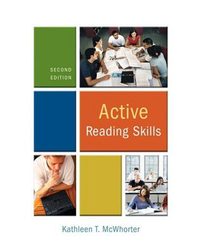 Active Reading Skills (with MyReadingLab) (2nd Edition) -