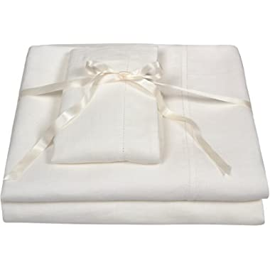 100% Pure Linen Bedding Set 4pc
