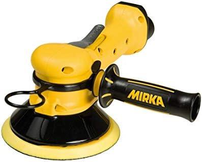 Mirka 8994650111 Materiales de Lija ROS2 650 CV 150 – 5, 0 Hub, 52L, 12.000: Amazon.es: Coche y moto