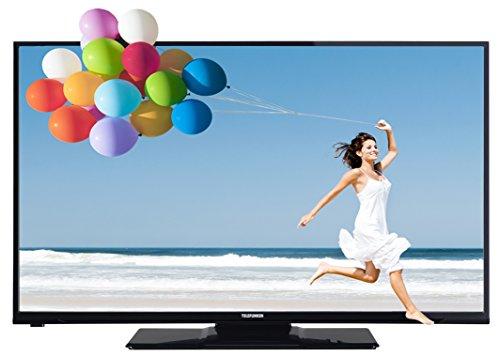 Telefunken L40F278X3CW-3D 102 cm (40 Zoll) Fernseher (Full HD, Triple Tuner, 3D, Smart TV, Energieklasse A)