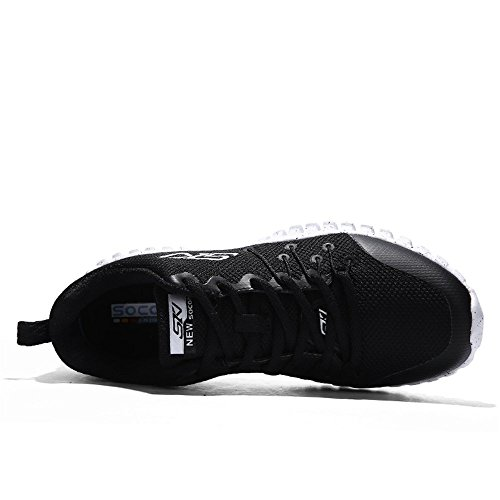 Aleader  Flex, Damen Laufschuhe, schwarz - schwarz - Größe: 38