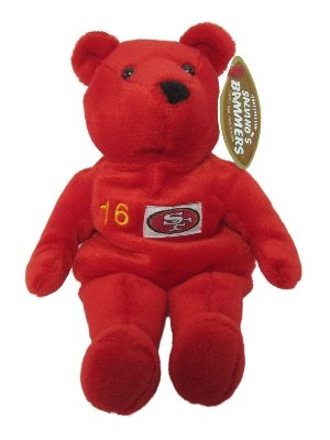 Salvinos Bammers Bear.... Forty-Niners Joe Montana Bear
