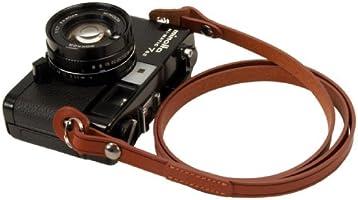 TODO piel cámara cuello correa para película réflex DSLR RF Leica ...