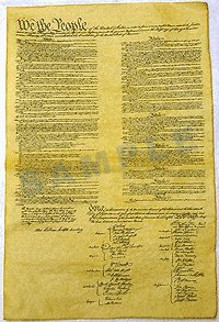 3 Documents Of Freedom Set Constitution  Declaration Of Independence  Bill Of Rights By Historical Documents