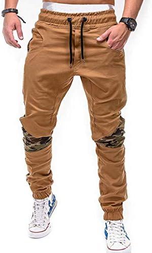 Pantalones Casuales de Camuflaje para Hombre, Cintura ...