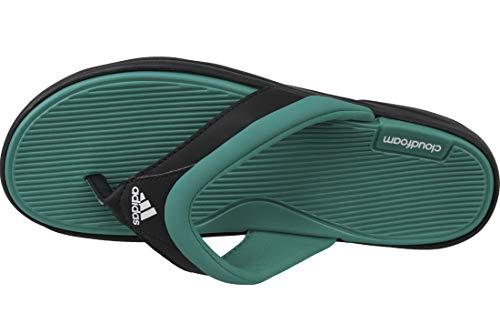 Noir Adidas 2 Tongs Vert Natation Homme Raggmo RwYrqER