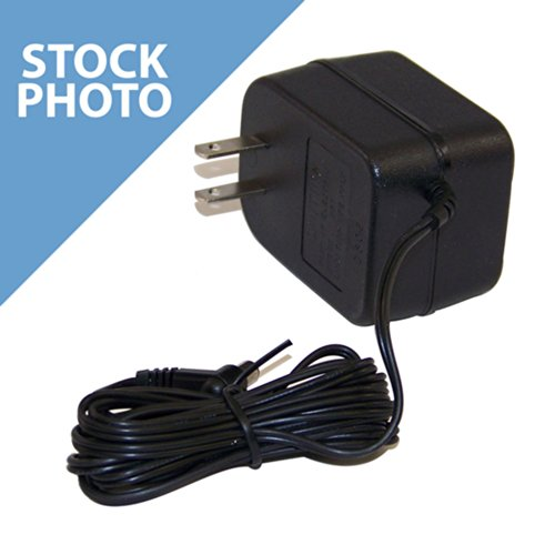 - Detecto 8529-B217-08 AC Adapter for use with models PC10 PC20 PC30