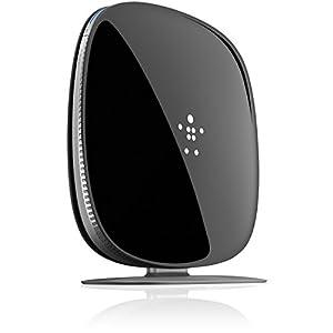 Belkin AC1200 Dual Band Wireless AC Router + Gigabit by BEAX7