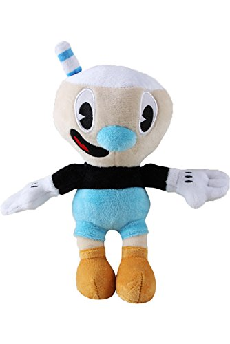 Devil Plush Doll - NoveltyBoy Cuphead Don't Deal With Devil Cotton Plush Doll 10