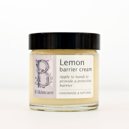 B Skincare Lemon Barrier Cream