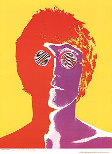 Richard Avedon-John Lennon-1967 Poster
