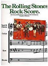 The Rolling Stones: Rock Score. Partituras para Guitarra Bajo ...
