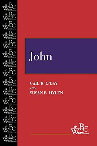 John (Westminster Bible Companion)