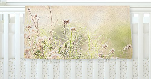KESS InHouse Sylvia Coomes Shimmering Light Nature Photography Fleece Baby Blanket 40 x 30 [並行輸入品]   B077ZPFDNS