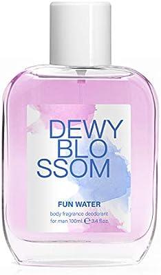 Fun Water Dewy Blossom - Desodorante para mujer (100 ml, pack de 2 ...