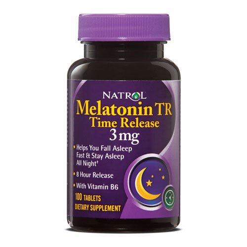 Natrol Melatonin Time Release