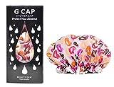 Hairosophy G CAP Multi-use Shower Cap, X Large, Waterproof and...