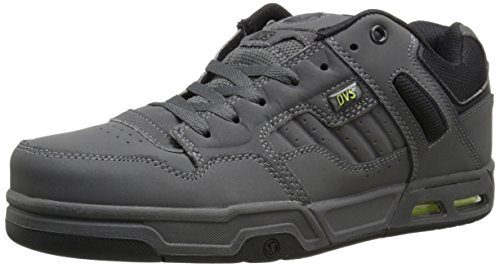 DVS Enduro Heir Grey Lime Black Trubuck GRAY/BLACK/LIME