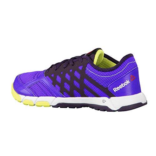 REEBOK Women ONE Trainer 2.0 Sportschuhe Fitnessschuhe purple Gr. 38.5