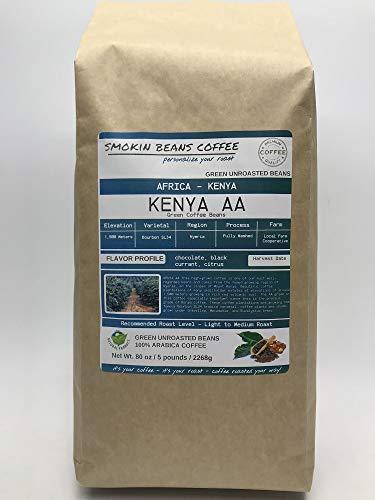 Kafetos Green Coffee Beans