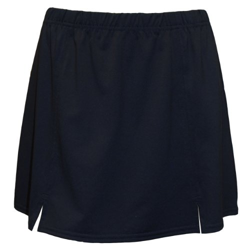 Bollé Women's Essential Notch Tennis Skirt, Navy, X-Large