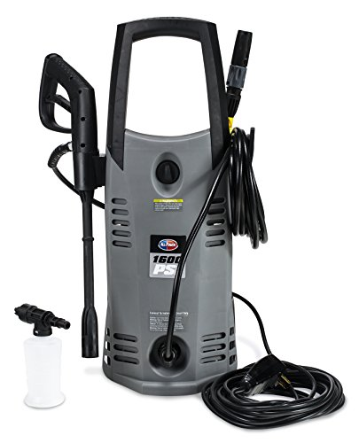 All Power America APW5005 1600 PSI 1.6 GPM Electric Pressure Washer with Hose Reel for House, Garage, Vehicle and Outdoor (Best Amazon Electric Pressure Washers)