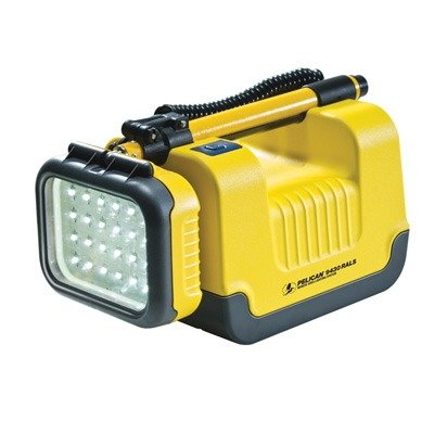 Pelican 9430 Gen 3 Remote Area Lighting System - Yellow - Pelican Remote