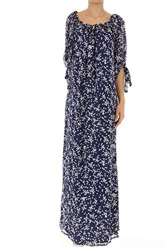 Robe Femme h D720825812 o s Bleu Soie P a r Fxwq6BAqg