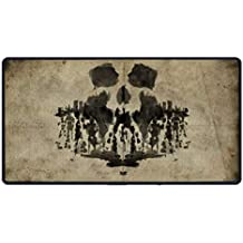 Deadlight Xbox 31.5Lx11.8Wx0.15H- Extended Gaming Mouse Pad Portable Large Desk Pad for Laptop - Non-Slip Rubber Base