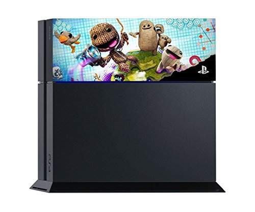 Little Big Planet 3 PS4 Faceplate