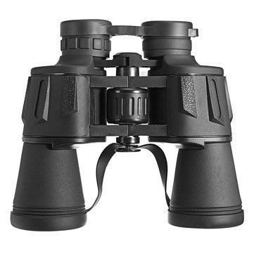 30x50 Military Army Optics Binoculars HD Day Night Vision Telescope 168m-1000m - Camping Telescope & Binoculars - 1 x Binocular, 1 x Cleaning cloth, 1 x Storage Bag For Binocular, 1 x Grab Rope