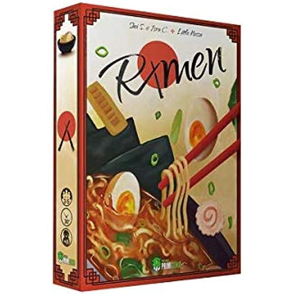 EDICIONES PRIMIGENIO- Ramen - Español, Multicolor (EPRA0001): Amazon.es: Juguetes y juegos