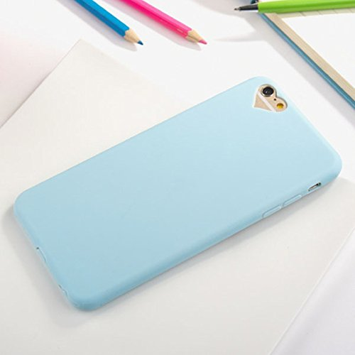 blue apple iphone 6s case