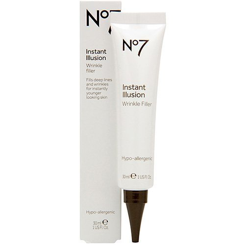 Boots No7 Instant Illusion Wrinkle Filler 1 oz. by No. 7