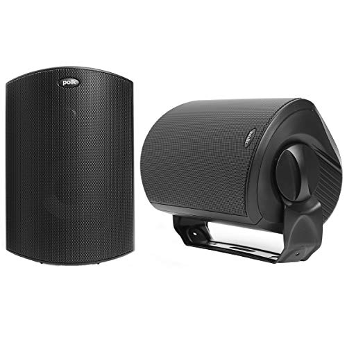 Polk Audio Atrium 6 Outdoor Speakers with Bass Reflex Enclosure