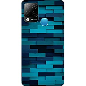 Amagav Soft Silicone Printed Mobile Back Cover for Infinix Hot 10S -Design154