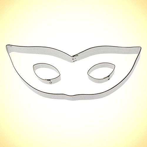 Foose Mask 2 Pc Cookie Cutter 6 in (Halloween Ii Clean Mask)