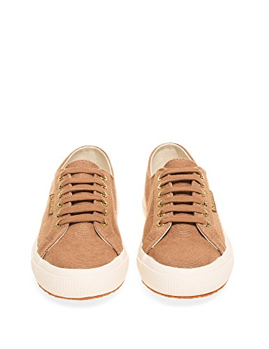 SUPERGA 2750 Dye Women Tye US Sneakers Beige 8 Size in wHqwrP5