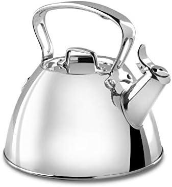 All-Clad E86199 Stainless Steel Tea Kett