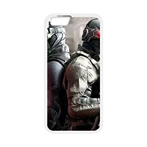 counter strike soldierswide iPhone 6 Plus 5.5 Inch Cell Phone Case White Tribute gift PXR006-7594413
