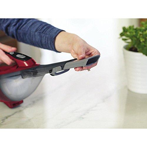 BLACK+DECKER Hand Vacuum 2.0Ah, Chili