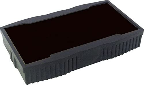 Replacement Pad Black Ink for PermaPRINT Clothing Stamper