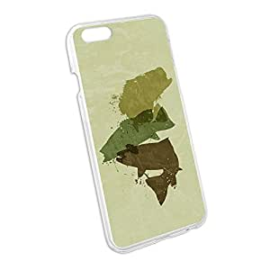 Fish Design - Fishing Bass Trout Hunting Hunter Camouflage Snap On Hard Protective Case for Apple iPhone 6 6s