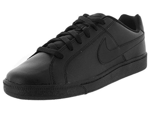 Nike Heren Court Royale Zwart / Zwart / Antraciet Casual Schoen Zwart / Zwart-antraciet
