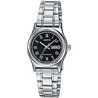 Relógio Feminino Analógico Casio LTP-V006D-1BUDF - Prata