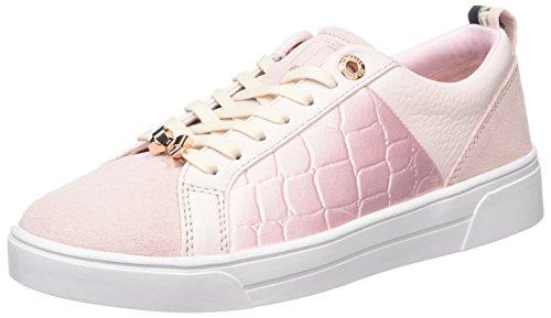 Sneaker Baker Rosa Donna pink Ted Kulei qvfZwPET