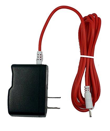 Bao Sheng@ [UL Listed] Extra Long 6.5ft AC Adapter Rapid 2.1A Charger for Fuhu Nabi 2 II Nabi2-nv7a Nabi2-nva / Meep Kurio Kids Tablet Tab Power Supply Cord Plug (Best Price On Nabi 2)