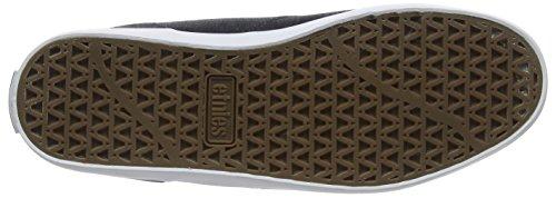 marino azul Hitch Skateboarding Zapatillas de de blanco deporte Etnies azul y marrón Ywq8qHE