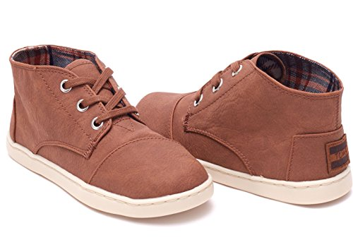 Ocelot Casual Shoe (5.5 Big Kid M, Brown.) ()