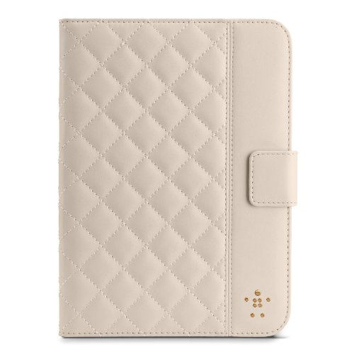 Belkin Quilted Cover with Stand for the iPad Mini